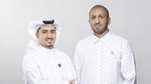 Abdullah Bin Shamlan and Ameen Mahfouz, Co-Founders Speero